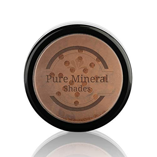 Root Concealer Touch Up Powder | All-Natural Crushed Minerals With Brush | Fast and Easy Total Gray Hair Cover up For Black | Brown | Auburn and Blonde Hair .32 ounce (Light Auburn) (Auburn Hair Color On Black Natural Hair)