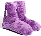 Sonoma Lavender Spa Bootie - Embossed Paisley