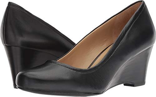 Naturalizer Women's Hydie Black Leather 7 M US
