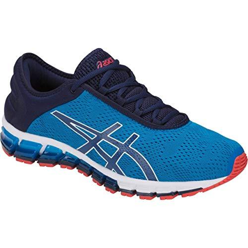 ASICS 1021A029 Men's Gel-Quantum 180 3 Running Shoe, Race Blue/Peacoat - 7.5