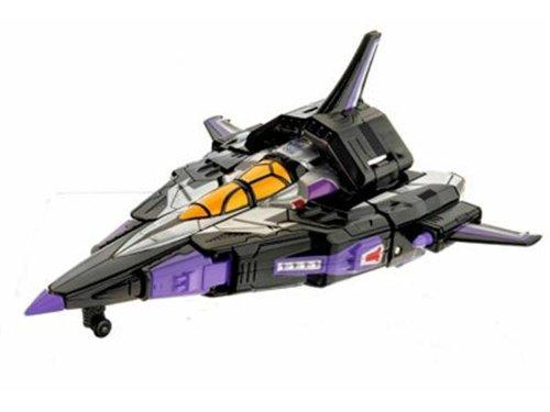 2008 SDCC Comic Con Hasbro Exclusive Transformers Titanium Series Die-Cast Skywarp