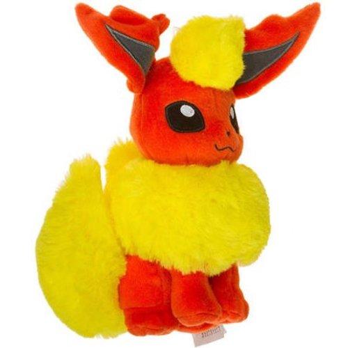 Mini Plush Series (Flareon ~8.25 Mini-Plush: Pokemon Evolution of Eevee Series)