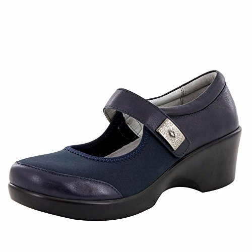 visit for sale 100% authentic sale online Alegria Womens Maya Wedge Pump Slate cheap sale pay with visa Ps7xB