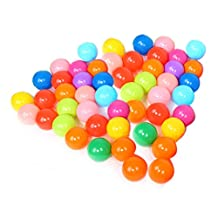 WinnerEco Colorful Ball Soft Plastic Ocean Ball Funny Baby Kid Tent Swim Pit Toy