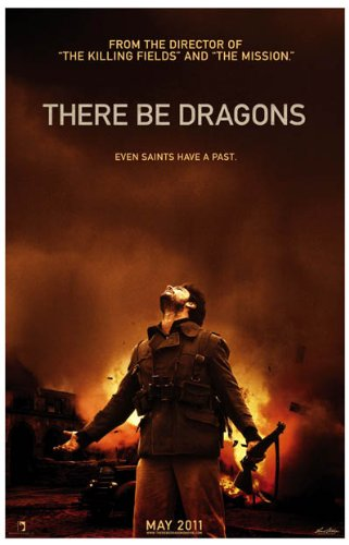There Be Dragons - Saints Have a Past - Charlie Cox 11x17 Poster