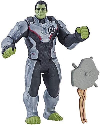 Avengers Marvel Endgame Team Suit Hulk Deluxe Figure