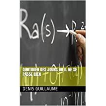 quotidien des jours ou il ne se passe rien (1) (French Edition)