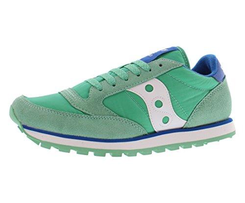 Saucony Originals Women S Jazz Lowpro Classic Retro Running Shoe Mint Blue 9 5 M Us Buy Online In Aruba At Aruba Desertcart Com Productid 22282750