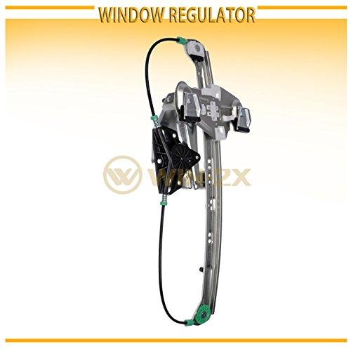 00 deville window regulators - 5