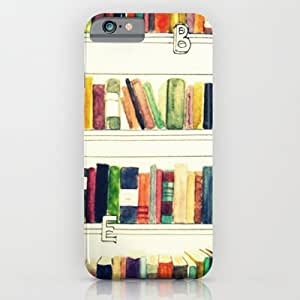 Society6 - Books iPhone 6 Case by Ela Caglar