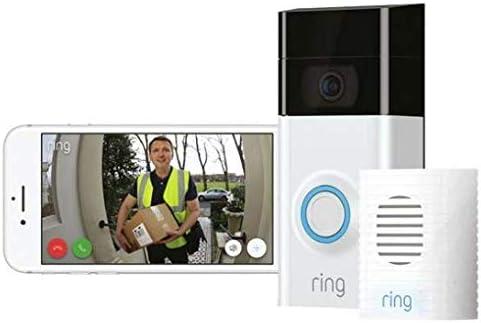 Ring Video Sonnette 2 et carillon