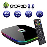 Best Android Boxes - 2019 Q Plus Android 8.1 TV Box 4GB Review