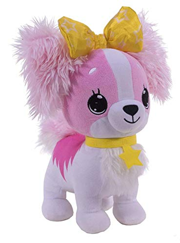 Wish Me Pets - Pink Cavalier Puppy (Wish Me All The Best)