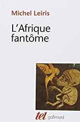 L'Afrique Fantome  (Collection Tel) (French Edition)