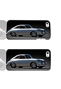 Porsche 356 Outlaw Image Protective Hard Custom Plastic 3d Case Cover for Apple iPhone 4 4S ~ 3D Nanli iphone 4 Case, iPhone 4S Case