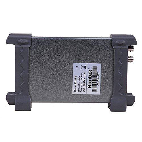 Hantek 6022BL 20MHz 48MSa//s 1M Memory Depth 2 Digital+16 Logic CH PC USB Oscilloscope