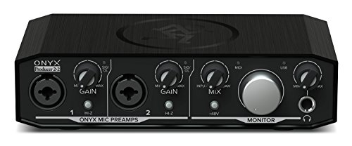 Mackie Audio Interface 2