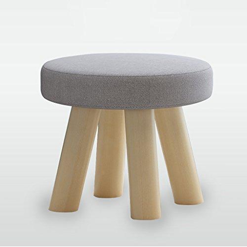 LQQGXL European chair Home stool, fashion creative small bench sofa bench (Color : A) by LQQGXL