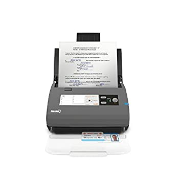 Image of Ambir ImageScan Pro 820ix 20ppm High-Speed ADF Scanner