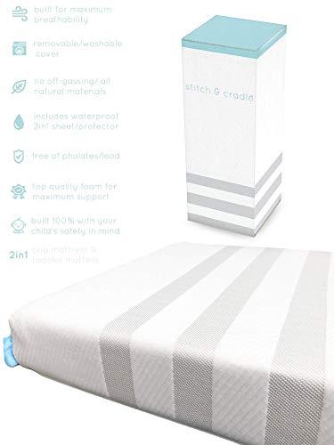 foam crib mattress toddler bed