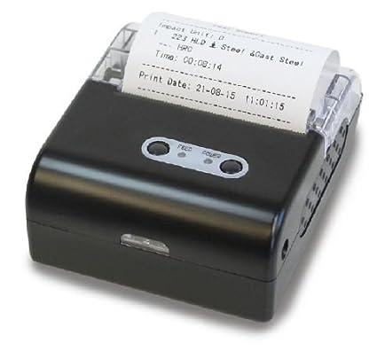 Impresora térmica sin cables [Sauter AHN-02] Conexión por infrarrojos a SAUTER HN