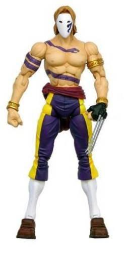 Sota Toys Street Fighter Series 2 Action Figure Vega