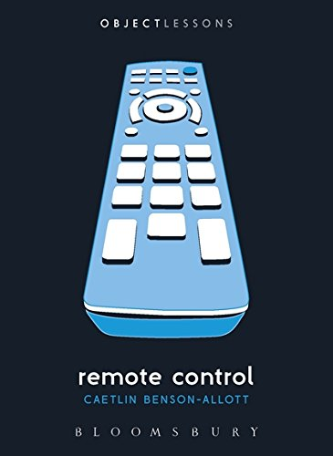 Remote Control (Object Lessons)