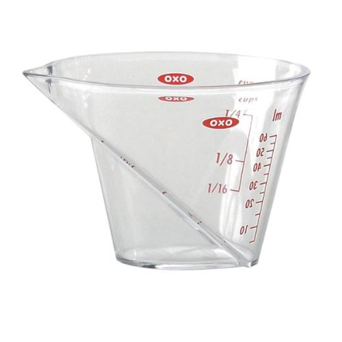 Oxo Good Grips Angled Measuring Cup 0.25-cup ()