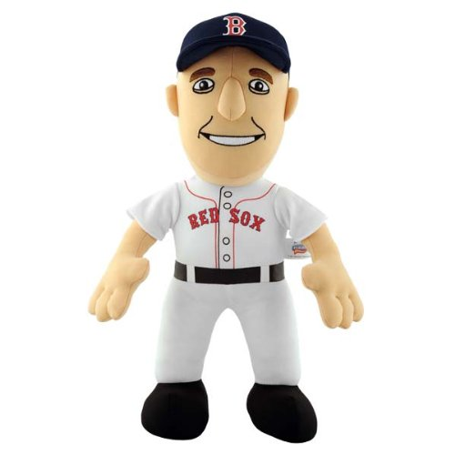 - MLB Boston Red Sox Dustin Pedroia 14-Inch Plush Doll