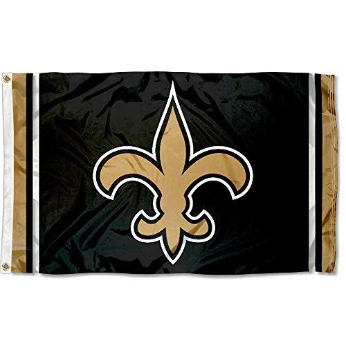 WinCraft New Orleans Saints Large NFL 3x5 Flag]()
