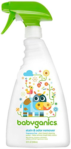 BabyGanics Stain Remover - Safety Stain Remover