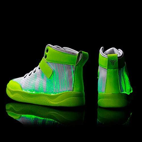 HUSK'SWARE LED Running Shoes LED Sneaker Breathable