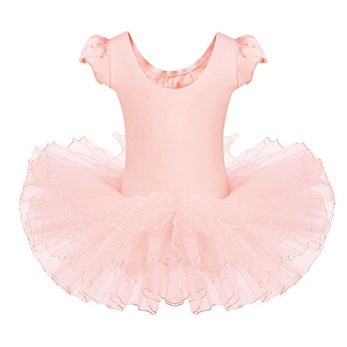 Buy peach girls tutu