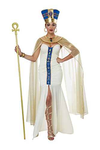 Adult Egyptian Queen Costumes (Queen of Egypt - Adult Costume Size Medium)