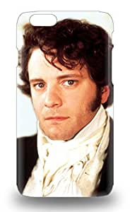 Rugged Skin 3D PC Soft Case Cover For Iphone 6 Eco Friendly Packaging Colin Firth The United Kingdom Male Pride And Prejudice ( Custom Picture iPhone 6, iPhone 6 PLUS, iPhone 5, iPhone 5S, iPhone 5C, iPhone 4, iPhone 4S,Galaxy S6,Galaxy S5,Galaxy S4,Galaxy S3,Note 3,iPad Mini-Mini 2,iPad Air )