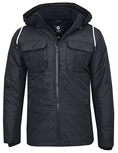 Fit Piumino Uomo amp; Jones Jack Slim Schwarz black BS70qTnw6