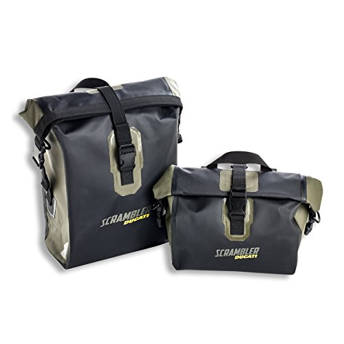 Ducati Scrambler Urban Enduro waterproof side bags for sale  Delivered anywhere in USA