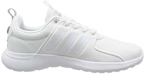 adidas Cloudfoam Lite Racer, Zapatillas para Hombre Weiß (White/Clear Onix)