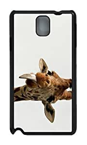 For Iphone 5/5S Case Cover MOKSHOP Personalized giraffes tongue Hard Protective Shell Cell Phone For Iphone 5/5S Case Cover - PC Black