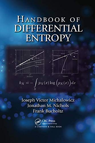 Handbook of Differential Entropy-cover