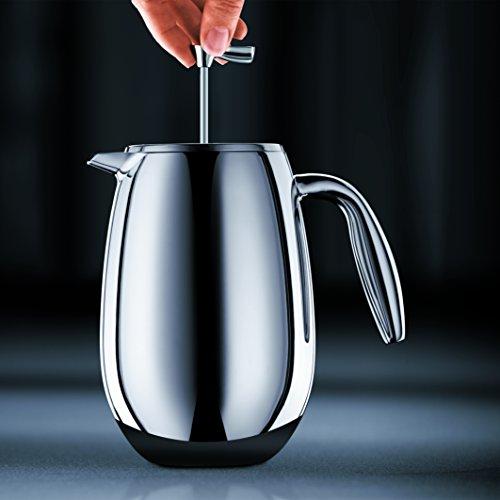 Bodum UK 1.5 Litre Columbia Coffee Maker Matt Finish by Bodum (Image #5)