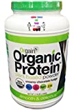 Orgain Organic Plant-Based Protein Powder, Creamy Chocolate Fudge, 2.74 Pound