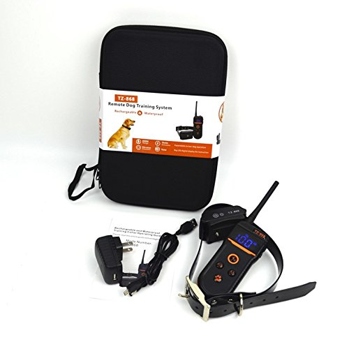 Effective Rechargeable Waterproof Waggin Tails