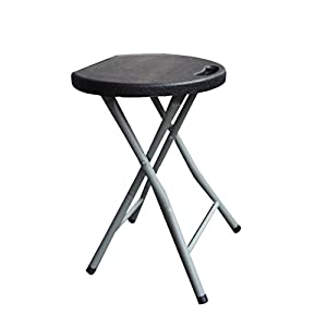 Amazon Com Ankola Folding Stool 18 Inch Heavy Duty Study