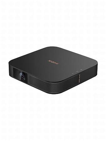 MU 1080P Hd Pequeño Proyector de 3D Home Wireless Micro Proyector ...