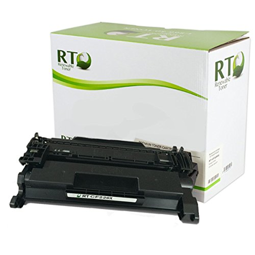 Renewable Toner Compatible Toner Cartridge High Yield Replacement for HP 26X CF226X for use in HP Laserjet M402 M426 MFP