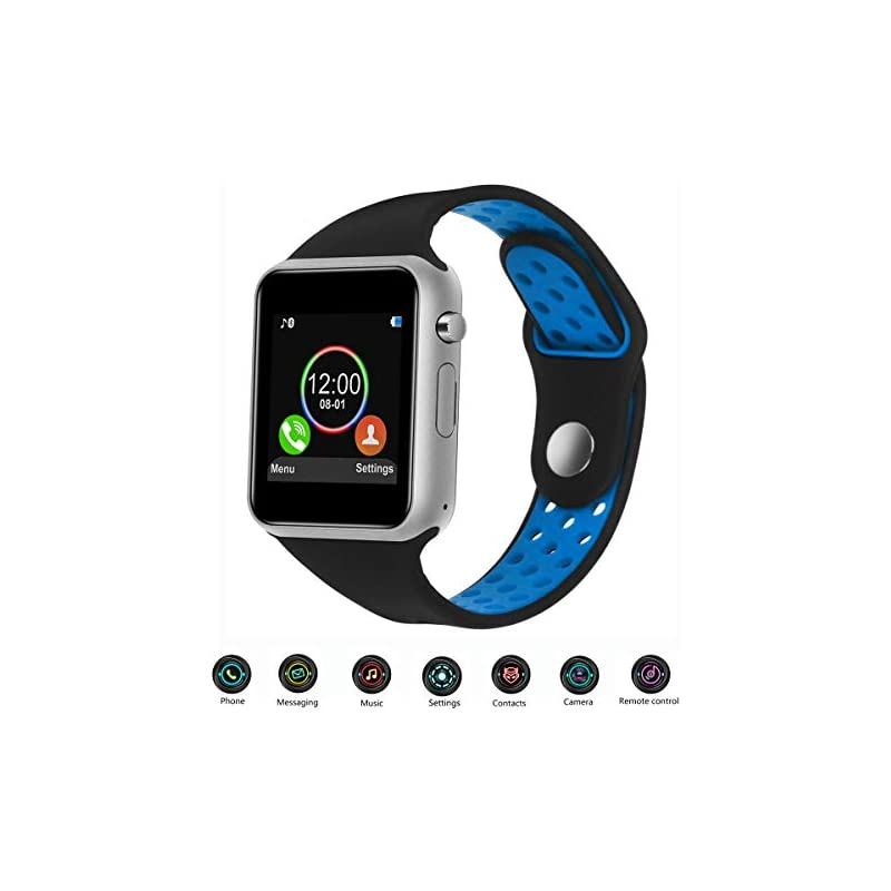 JACSSO Smart Watch, Touch Screen Smartwa