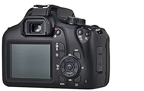 Canon EOS 4000D + 18-55 DC + 75-300 DC Cuerpo de la cámara SLR 18 ...