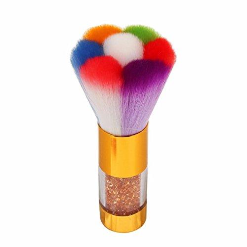 (Nail Art Diamond Dust Remover Brush/Cosmetic Cheek Makeup )