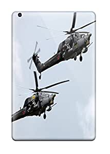 ZBblATi10878mIXat Tpu Case Skin Protector For Ipad Mini/mini 2 Helicopter Mil-mi Attack Russia War Star With Nice Appearance